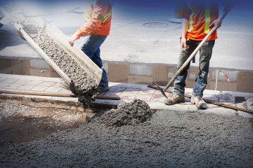 Бетон, раствор, цемент и добавки