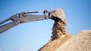 """Незаконная добыча песка: ответственность """"Апогей-Строй"""""""