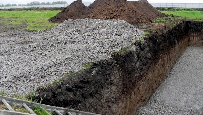 """Фундамент на скальном грунте для дома: выбор и особенности такого материала """"Апогей-Строй"""""""