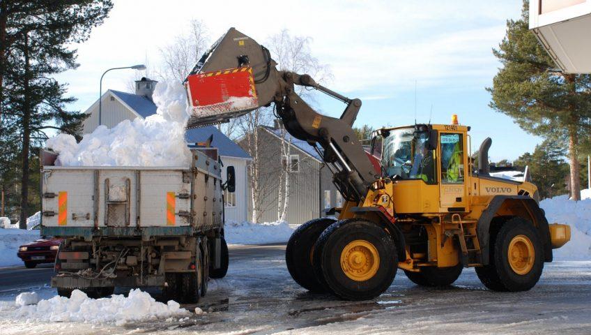Организация Вывоза Снега