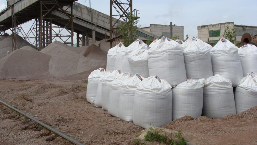 Как производят цемент (Технология изготовления)